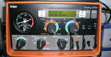 Monitorización y ventilación